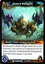 WOW Zintix il Portagelo THRONE 136/263 ITA NEAR MINT WORLD OF WARCRAFT