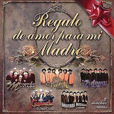 Regalo De Amor Para Mi Madre CD