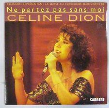 Céline Dion 45 Tours Eurovision 1988