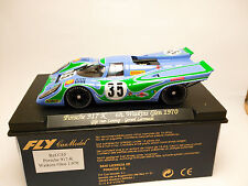 Slot Scalextric Fly Car Model Porsche 917K 6h Watkins Glen 1970 C55 1/32