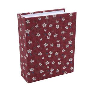 Children Flowers Design Baby Scrapbook Album Baby Shower Memory Book Supplies WS