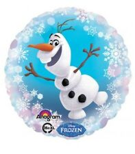 "Frozen Olaf 18"" Anagram Balloon Birthday Party Decorations"