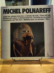 """VINYLE MICHEL POLNAREFF """"LOVE ME...""""  - 6886604 - LP 33T"""