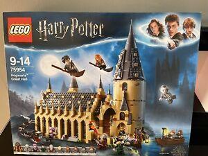 New lego 75954harry potter hogwarts great hall 75954 Christmas Xmas Gift Fast De