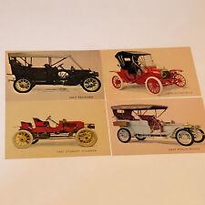Postcard Mixed Lot Cars Post Card ephemera hupmobile rolls royce stanley steamer