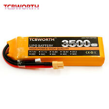 RC Drone Lipo battery 3S 11.1V 3500mAh 60C RC Airplane Quadroter Helicopter car