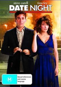 Date Night DVD Comedy Movie 2010 Steve Carell - SAME / NEXT DAY POST from SYDNEY