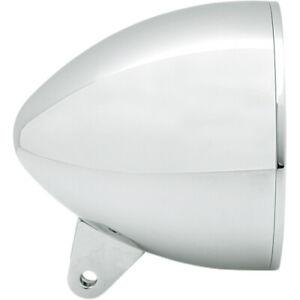 "Headwinds 5 3/4"" Headlight Housing - Chrome - Concours Rocket Smooth | 1-5500CA"