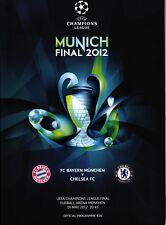 CHAMPIONS LEAGUE FINAL 2011/2012 FC Bayern München - Chelsea FC, 19.05.2012