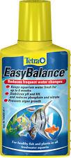 Tetra fácil balance 100ml reducir los cambios de agua acuario
