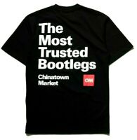 Chinatown Market MOST TRUSTED Black T-Shirt Size S M L XL 2XL NEW WITH TAGS