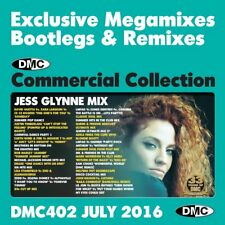 Various - DMC Commercial Collection Mixes 402 July 2016 (DJ Use Only) 3 CD PACK