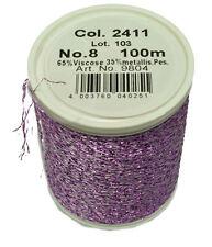 Madeira Sewing Machine Thread Purple White 98042411