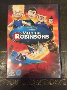 Disney's Meet The Robinsons DVD. Classic No47.