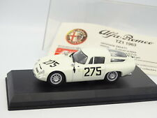 Best 1/43 - Alfa Romeo TZ1 Nº275 Monza 1963