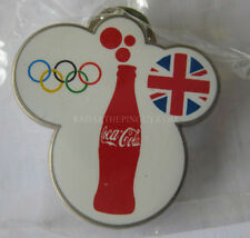 2012 London Summer Olympic Coca Cola Pin
