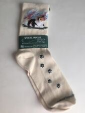 Calico Cat Designer Cat Breed Large Socks By Wheel House ~New With Tags ~