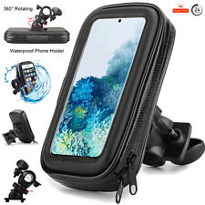 BIKE Bicycle Waterproof Mobile Holder 360° Rotating CASE For All Samsung Galaxy