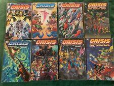 Crisis on Multiple Earths DC Comics Complete TPB plus Team Ups TPB