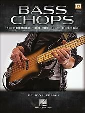 Bass Chops : A Step-by-Step Method for Developing Extraordinary Technique on ...