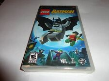 LEGO Batman: The Videogame (Sony PSP, 2008) NEW