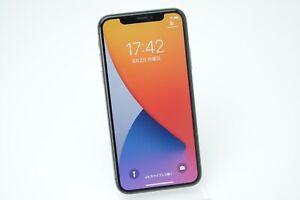 SIM FREE iPhoneX 64G Space gray sim unlocked shipping from Japan No.093