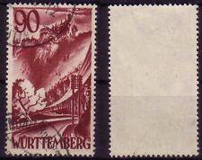 Französische Zone Württemberg MiNr. 37 gestempelt (kn17_480)