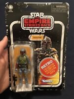 "Hasbro Kenner Star Wars Retro Collection Boba Fett 3.75"" inch Action Figure"