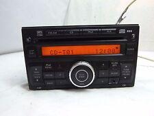 11 12 13 14 Nissan Rogue Radio Cd Mp3 Player 28185-1VK1A CY26G AVA533