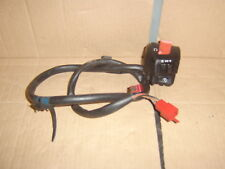 honda cbr600 f3 o/s switch gear