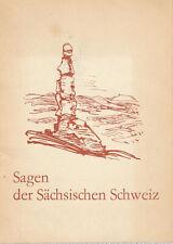 Sagen der Sächsischen Schweiz, 1983