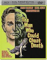 The Man Who Could Cheat Death Blu-Ray + DVD Nuovo (EKA70189)