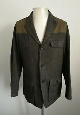 BNWT Mens Barbour 3360 Tweed Button Up Jacket - Size 38
