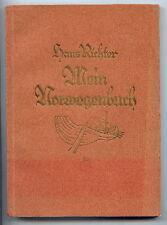 Mon norwegenbuch de Hans richter, 1925, 1. édition
