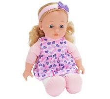 Chad Valley My 1st Soft Toddler Doll Best Gift For Kids above 2 years