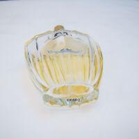 Guerlain SHALIMAR Eau de Toilette Spray 50 ml 1.7 oz MISSING SOME, X CAP/STICKER