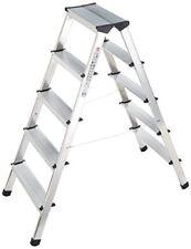 Hailo L90 - escalera aluminio (2x5 Peldaños)