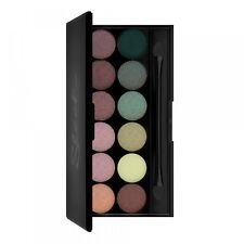 Sleek MakeUp iDivine 12 Colours EyeShadow Palette Garden Of Eden