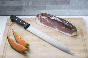 Schinkenmesser / Aufschnittmesser Kochmesser Kreuzblume Handarbeit Solingen Holz