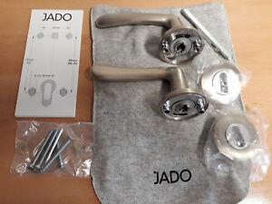 Drückergarnitur  Jado Häfele New Castel  für Zimmertür
