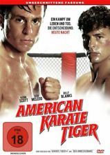 American Karate Tiger ( Action Kult UNCUT ) mit Billy Blanks, Kenn Scott NEU OVP