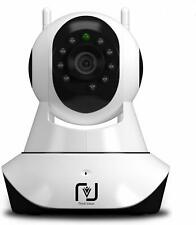 New Wifi Wireless HD IP Security Dome Camera CCTV Supports Upto 128Gb SD Card