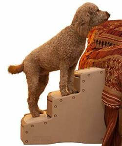 Pet Gear Easy Step III Extra Wide Pet Stairs 3-step/for cats and dogs up to 2...