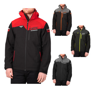 FXR Renegade Mens Softshell Jacket with Reverse coil front zipper