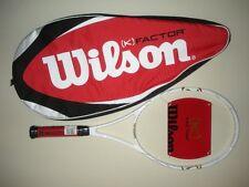 "WILSON [k] FACTOR GOLD LIMITED EDITION VENUS TENNIS RACQUET 4-3/8"" NEW RARE"