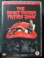 The Rocky Horror Picture Show DVD 2 Disc Special Edition.Discs In VGC.