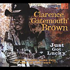Clarence Gatemouth Brown - Just Got Lucky [CD]