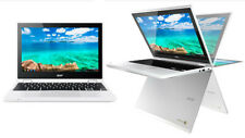 """New listing Acer Chromebook R11 White Cb5-132T N15Q8 Touchscreen 11.6""""   Great Condition"""