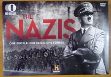 The Nazis One People. One Reich. One Fuhrer - 6 DVD Boxset NEW Free Postage