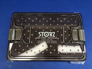 Karl Storz 27717G Trocar And Cannula Tray, 15 inch x 10 3.5 inch